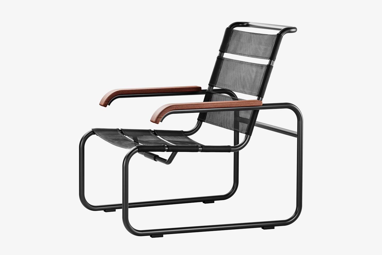 Stahlrohr Sessel programm s 35 thonet möbel stühle tische sessel und sofas