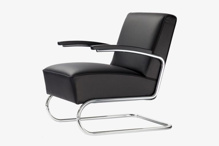 Stahlrohr stuhl perfect replik marcel breuer with for Design stuhl replik