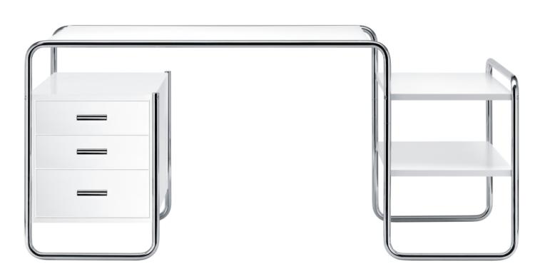 Escritorio s 285 5 2 cajoneras interior dise o marcel for Ital mobel design