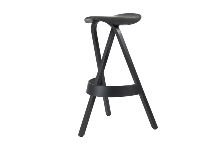 the unique barstool 404 h thonet chairs armchairs. Black Bedroom Furniture Sets. Home Design Ideas