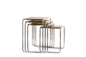 Thonet Set B 9 Pure Materials